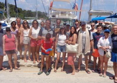 Paxos Cruise 26 6 2019