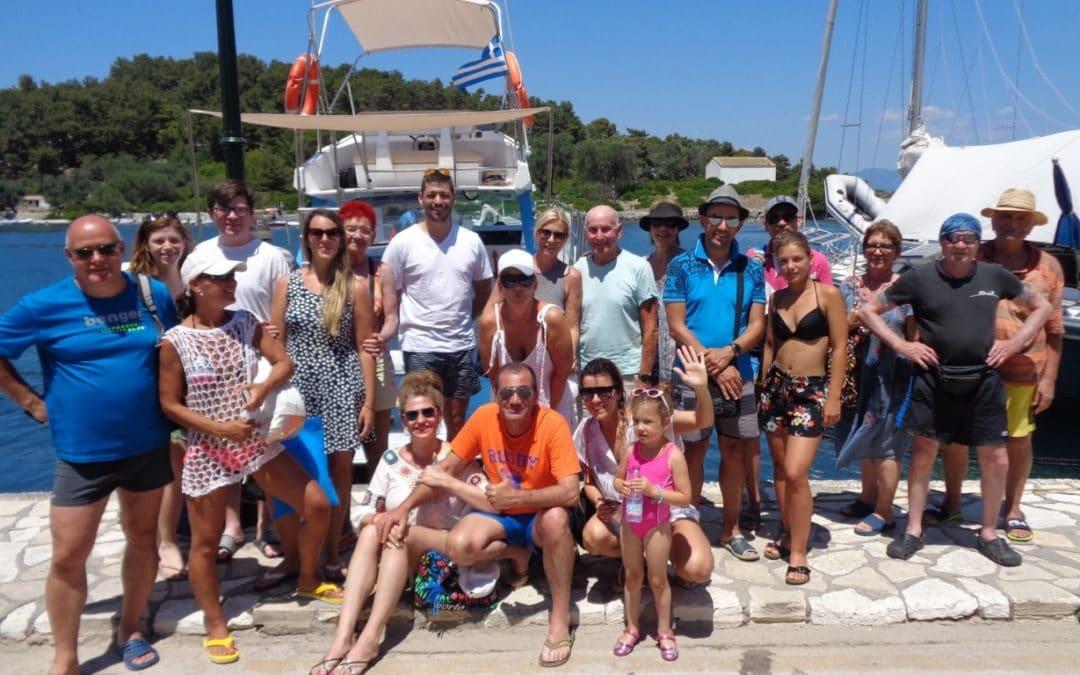 Paxos Cruise 30 6 2019