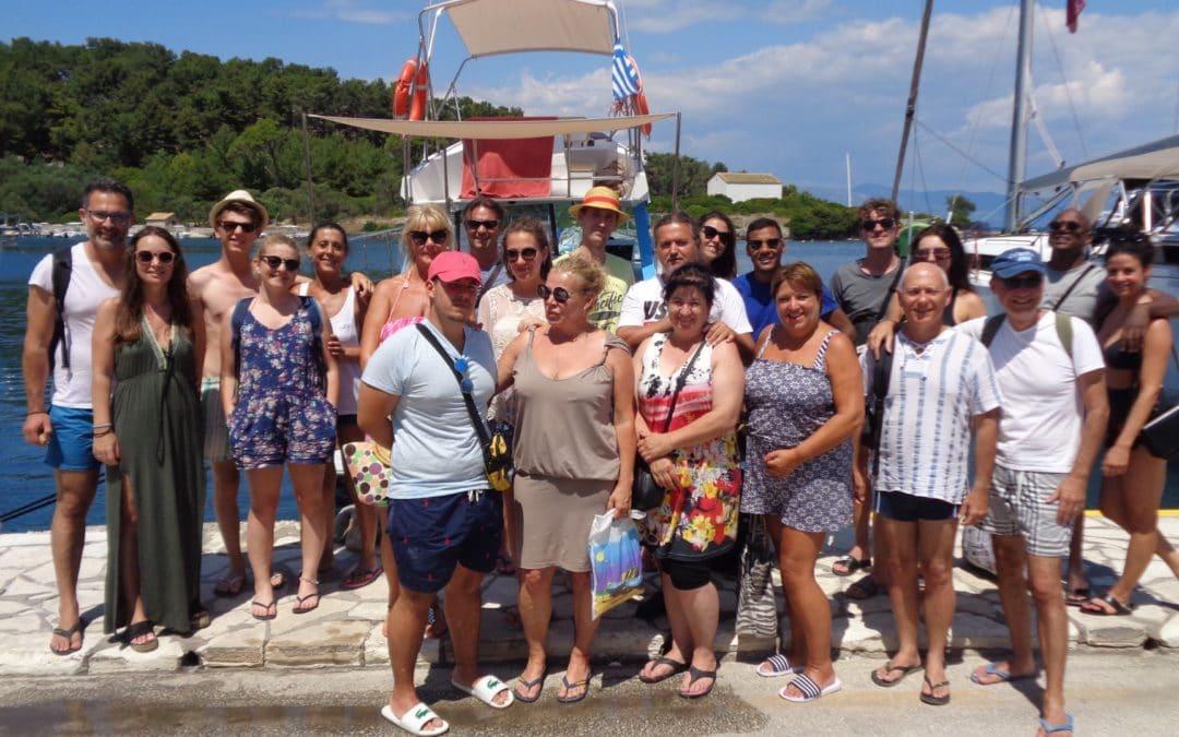 Paxos Cruise 17 7 2019