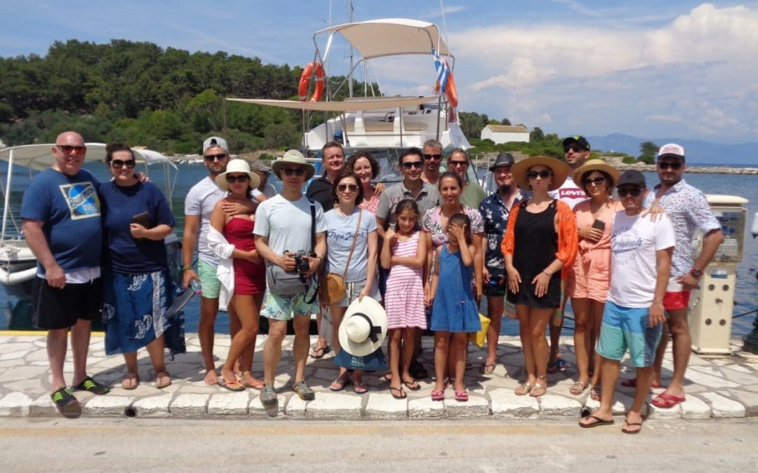 Paxos Cruise 19 7 2019