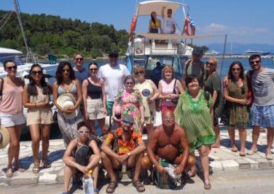 Paxos Cruise 21 7 2019