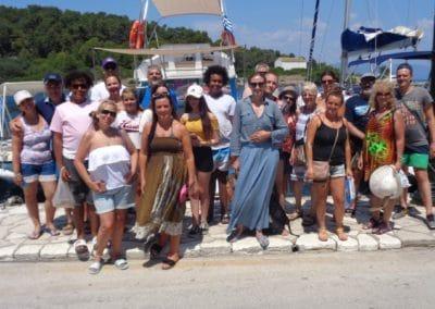 Paxos Cruise 22 7 2019