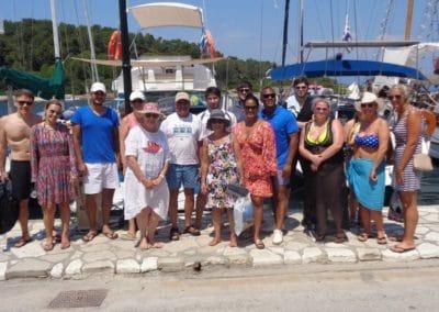 Paxos Cruise 23 7 2019