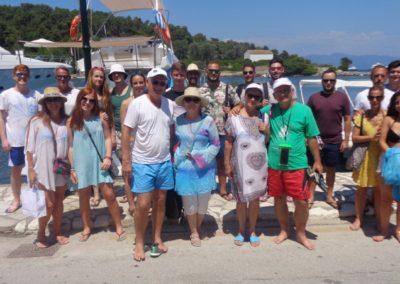 Paxos Cruise 25 7 2019