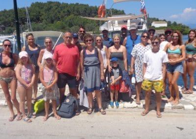 Paxos Cruise 26 7 2019