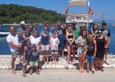 Paxos Cruise 27 7 2019