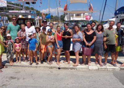 Paxos Cruise 31 7 2019