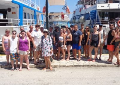 Paxos Cruise 10 8 2019