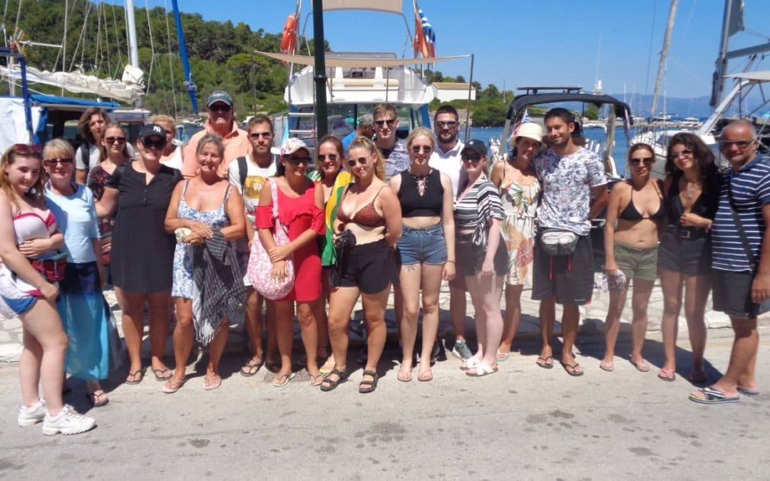Paxos Cruise 13 8 2019