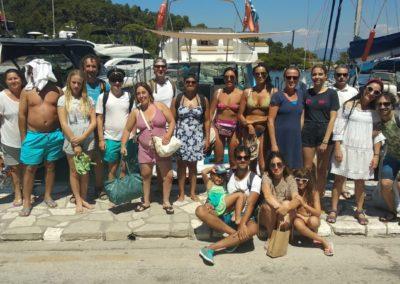 Paxos Cruise 17 8 2019