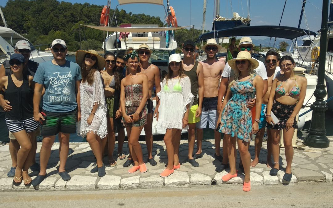 Paxos Cruise 18 8 2019