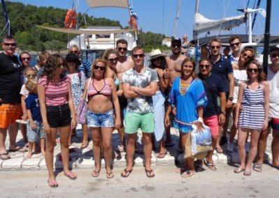 Paxos Cruise 21 8 2019