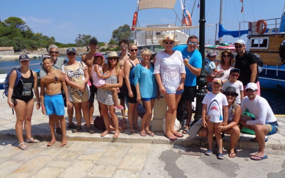 Paxos Cruise 22 8 2019