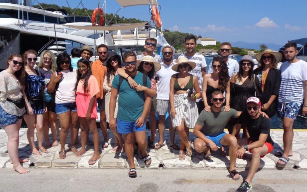 Paxos Cruise 25 8 2019