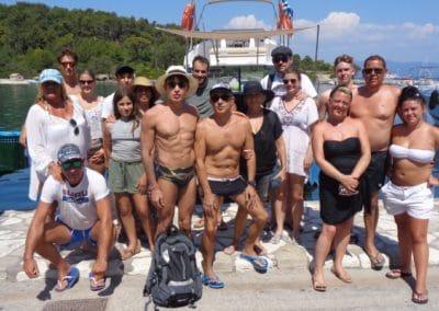 Paxos Cruise 26 8 2019
