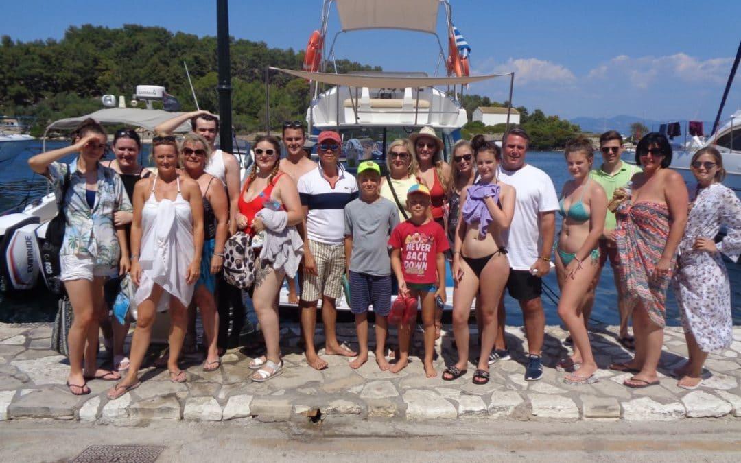 Paxos Cruise 27 8 2019