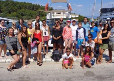 Paxos Cruise 28 8 2019