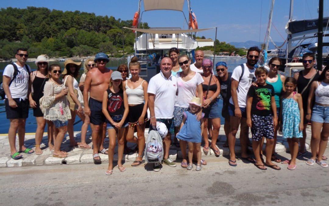 Paxos Cruise 29 8 2019