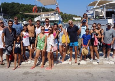 Paxos Cruise 30 8 2019