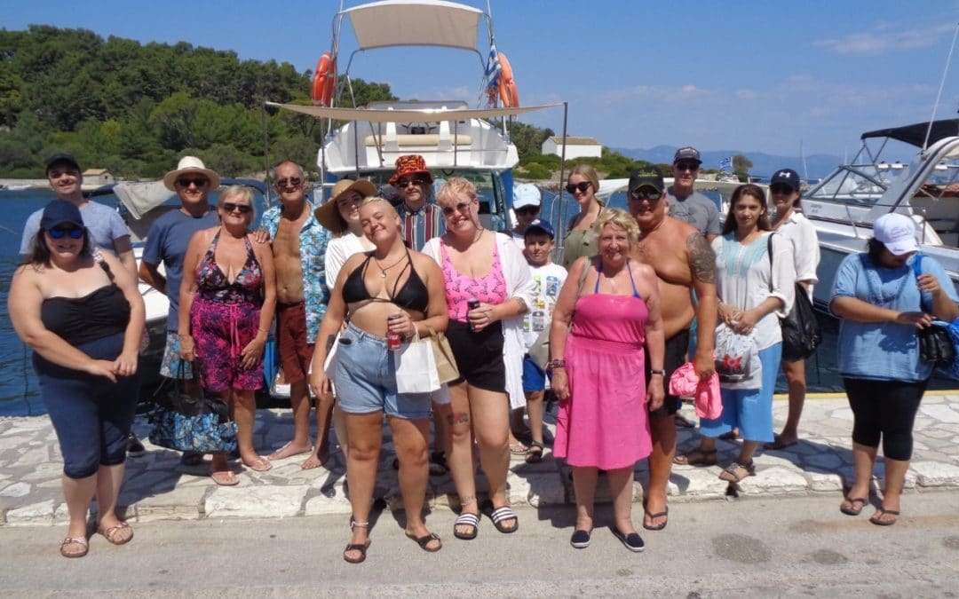 Paxos Cruise 31 8 2019