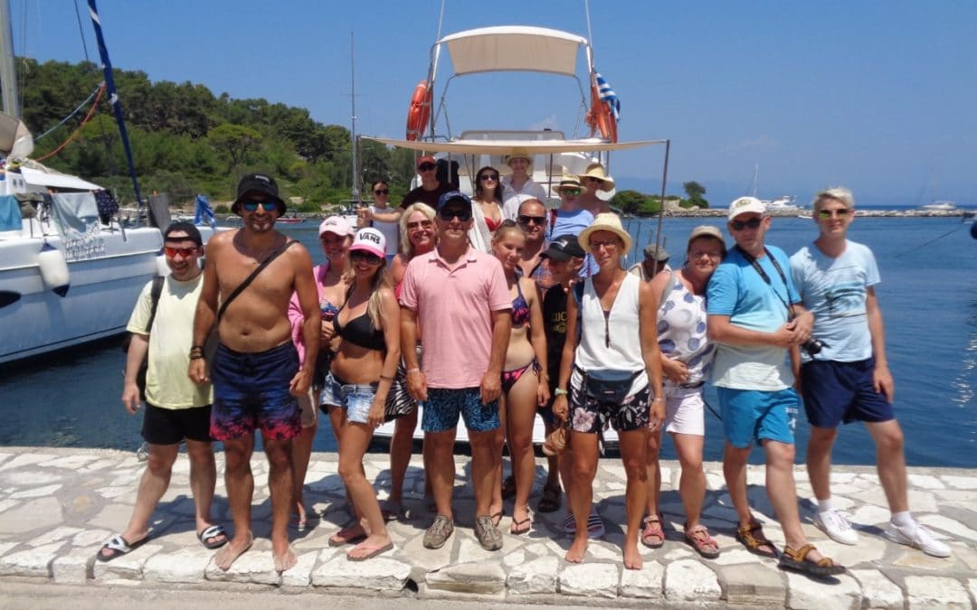 Paxos Morning Cruise 1 8 2019