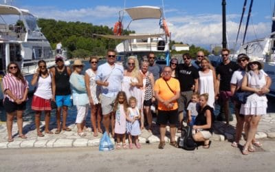Paxos Cruise 26 9 2019