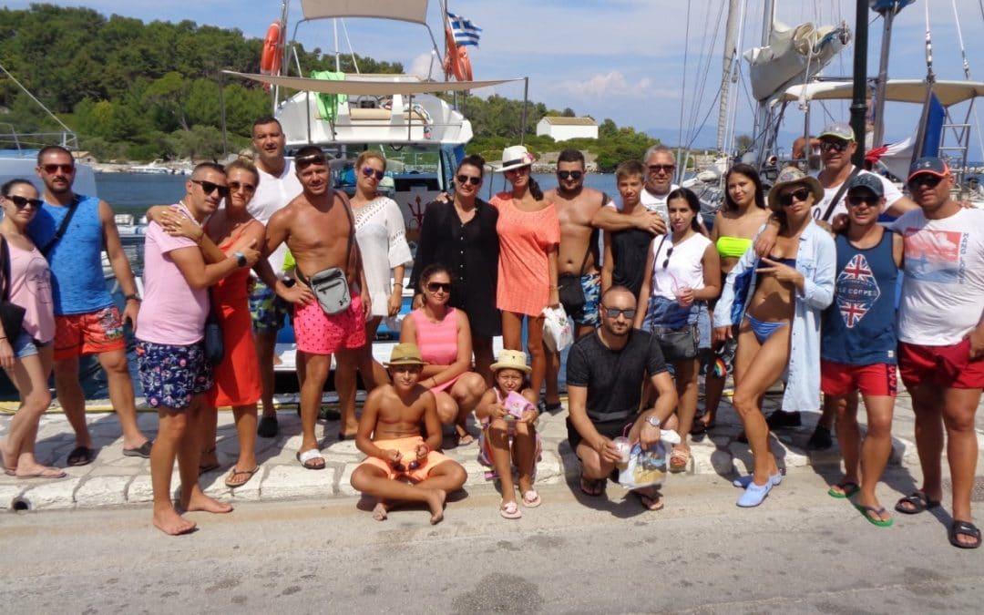 Paxos Cruise 6 9 2019