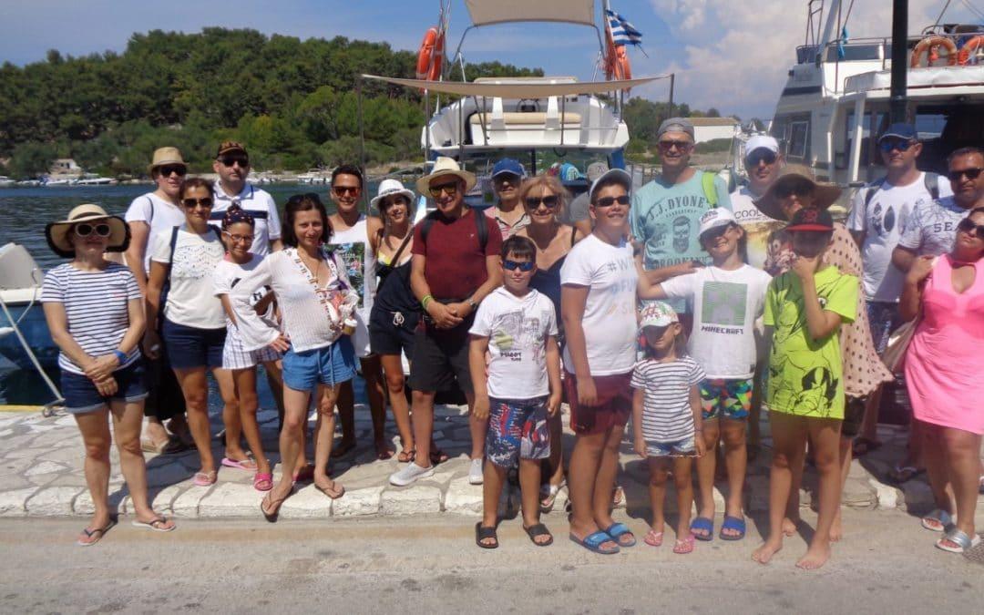 Paxos Cruise 7 9 2019