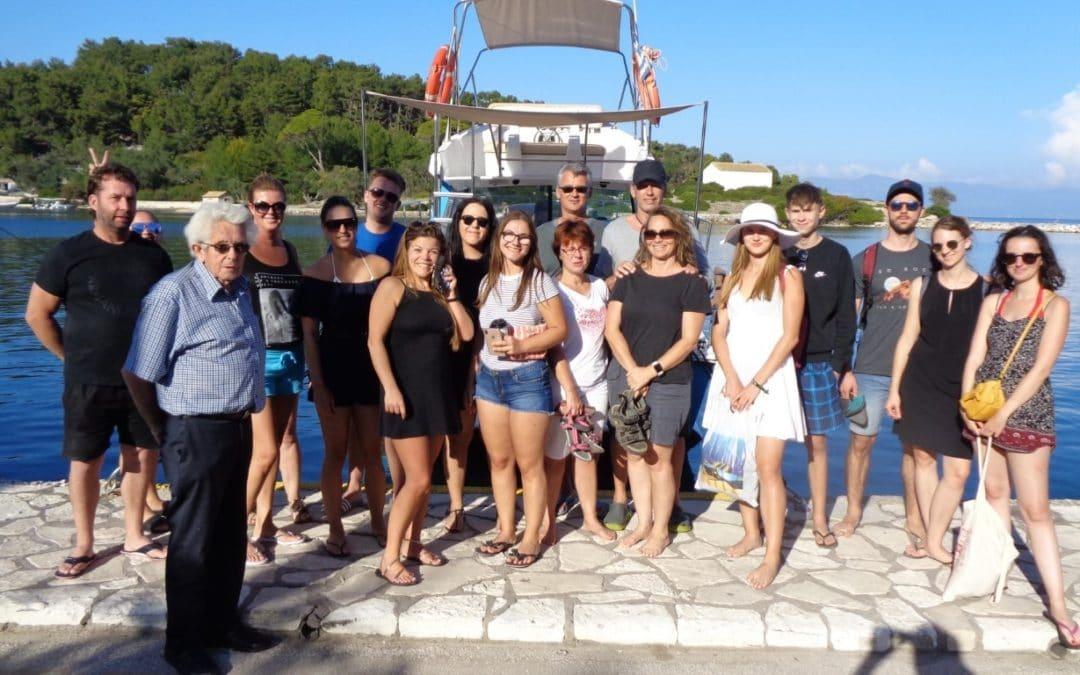 Paxos Cruise 16 10 2019