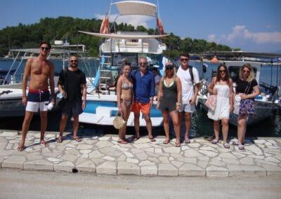 Paxos Grand Tour Cruise 11 8 2020