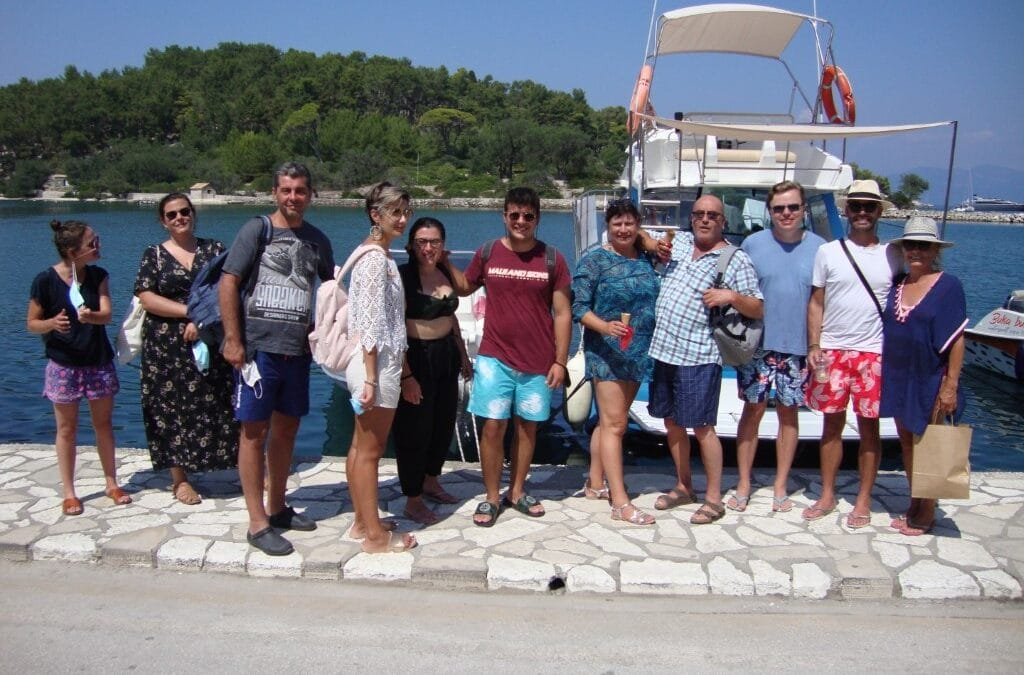 Paxos Grand Tour Cruise 14 8 2020