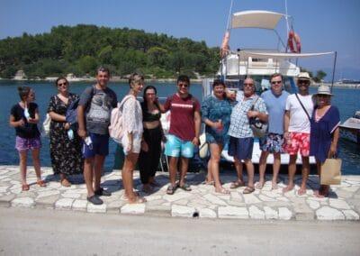 Paxos Cruise 14 8 2020