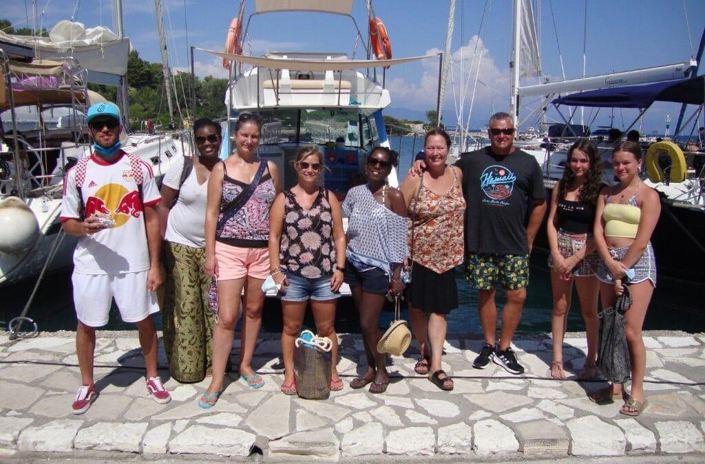 Paxos Cruise 17 8 2020