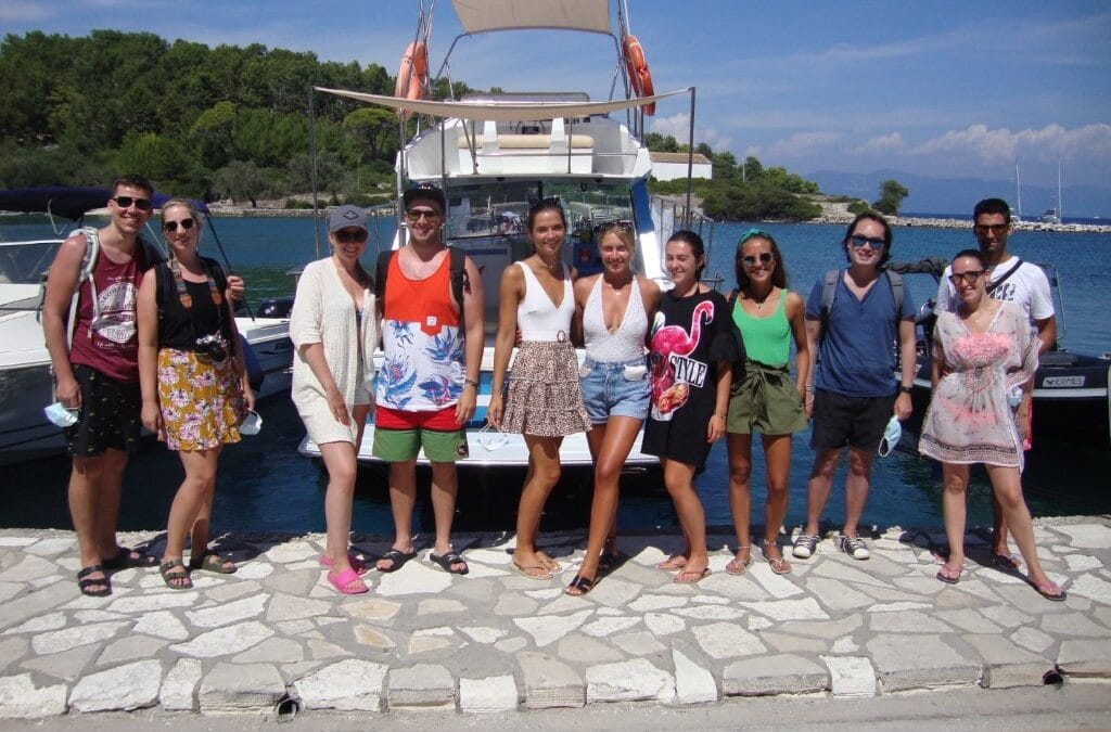 Paxos Grand Tour Cruise 18 8 2020