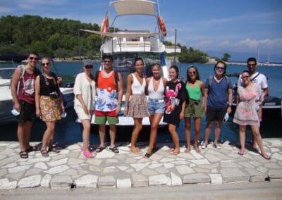 Paxos Cruise 18 8 2020