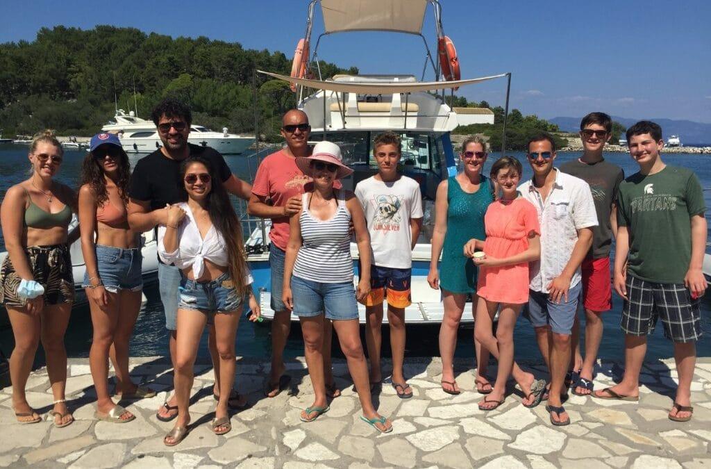 Paxos Grand Tour Cruise 23 8 2020