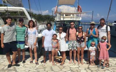 Paxos Grand Tour Cruise 25 8 2020