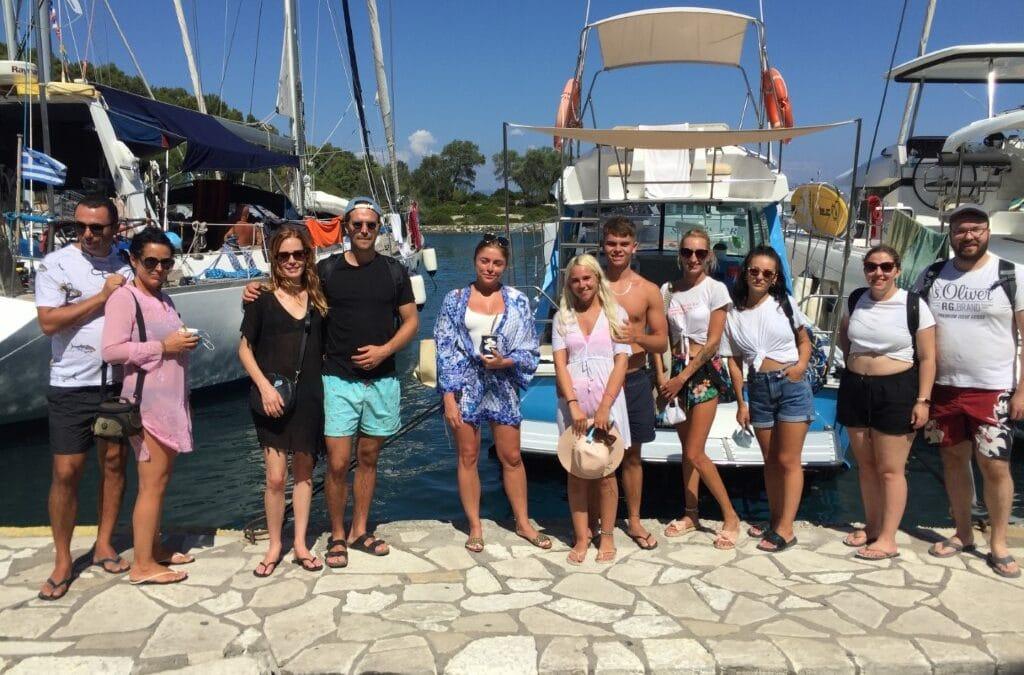 Paxos Grand Tour Cruise 26 8 2020