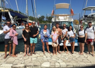 Paxos Cruise 26 8 2020