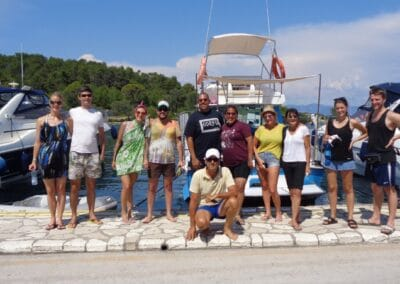 Paxos Grand Tour Cruise 8 8 2020
