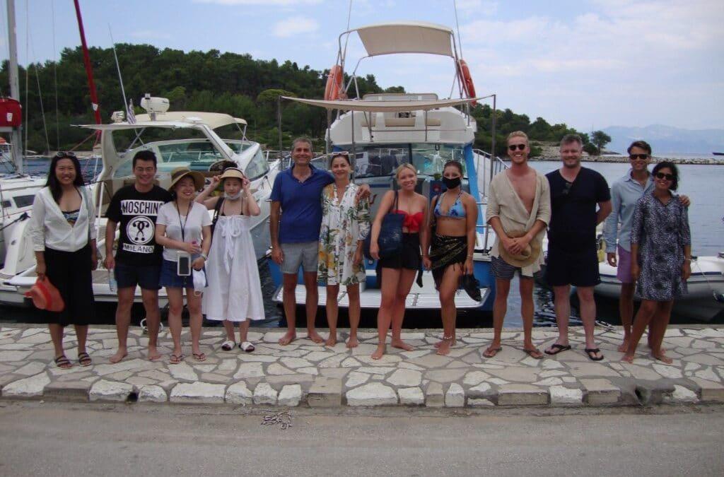 Paxos Grand Tour Cruise 9 8 2020