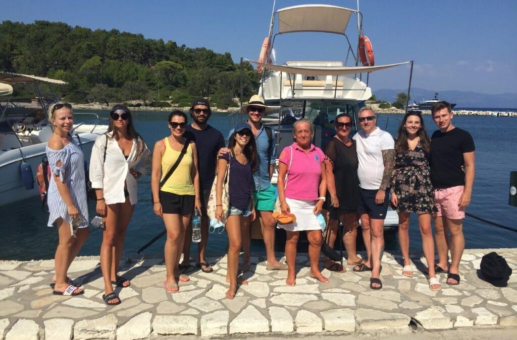 Paxos Grand Tour Cruise 11 9 2020