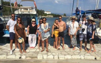 Paxos Grand Tour Cruise 14 9 2020