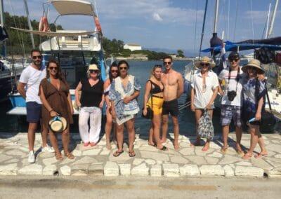 Paxos Cruise 14 9 2020