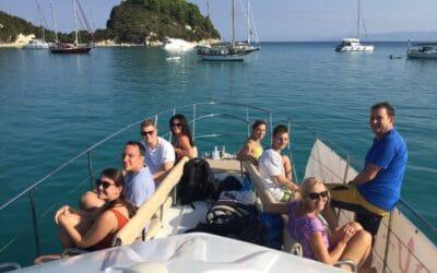 Paxos Grand Tour Cruise 20 9 2020