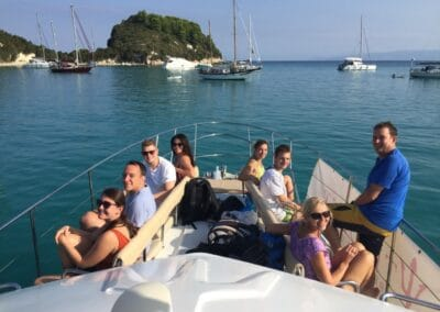 Paxos Cruise 20 9 2020
