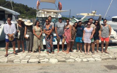Paxos Cruise 27/7/2021