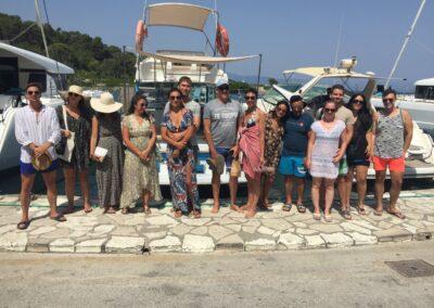 Paxos Cruise 26/7/2021