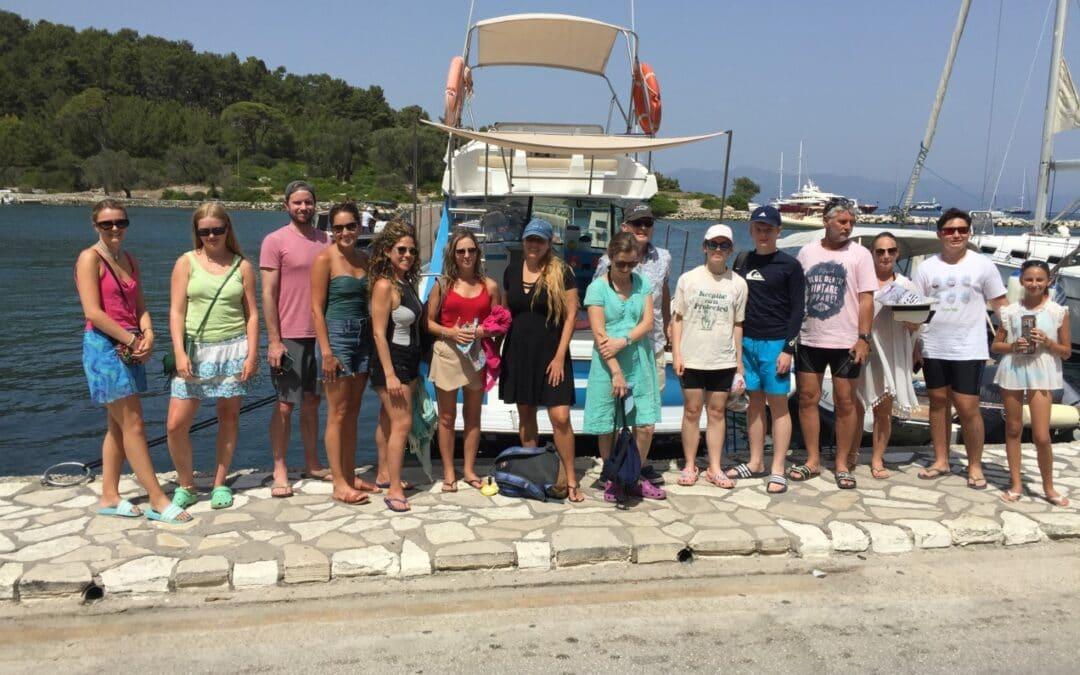 Paxos Cruise 29/7/2021