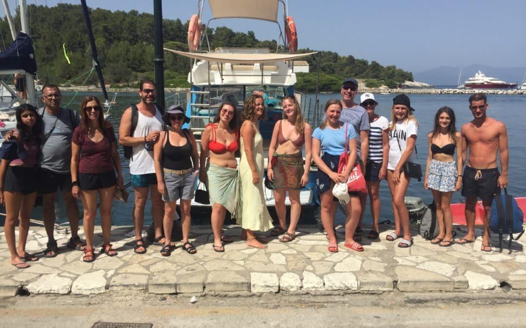 Paxos Cruise 30/7/2021